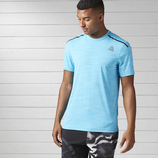 Reebok - ACTIVCHILL Performance Tee Blue Beam BP6748