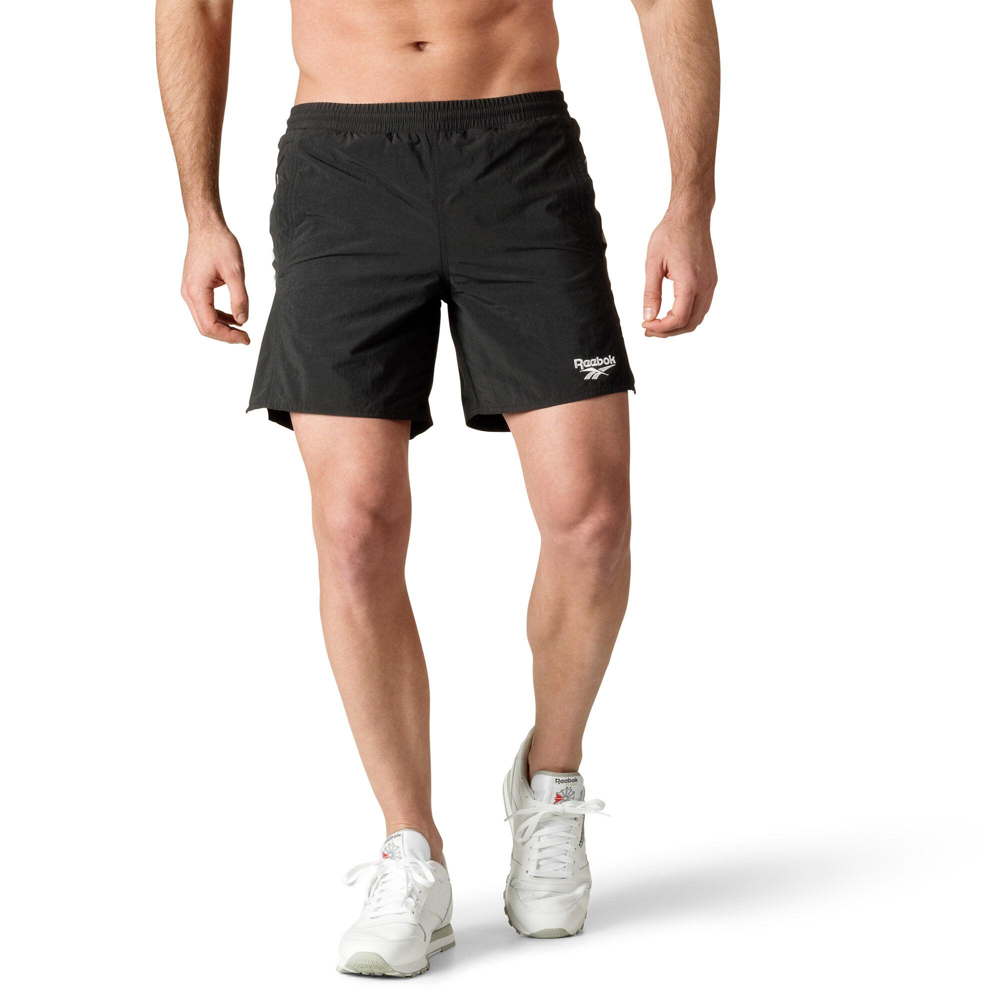 Reebok - Retro Woven Shorts Black DN9698