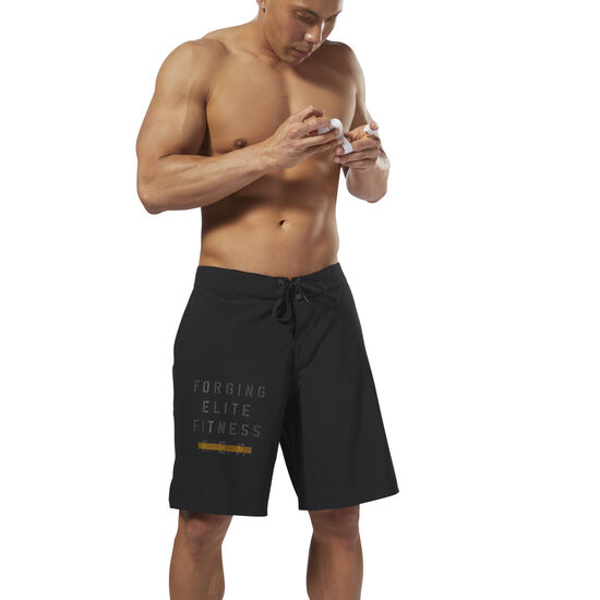 Reebok - Reebok CrossFit EPIC Shorts Black D94883