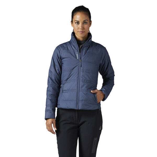 Outdoor Padded Jacket Blue BR2318