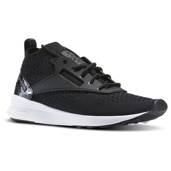 Reebok - ZOKU RUNNER Ultraknit MET Black/White/Skull Grey BD4778