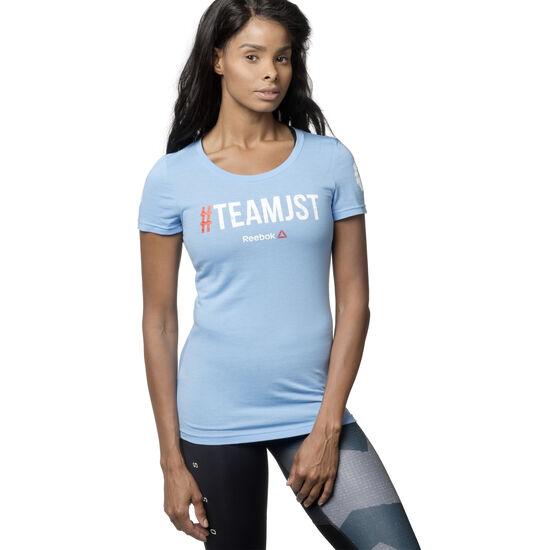 Reebok - Reebok CrossFit Team JST Turquoise/Orange/Sky Blue DN9052