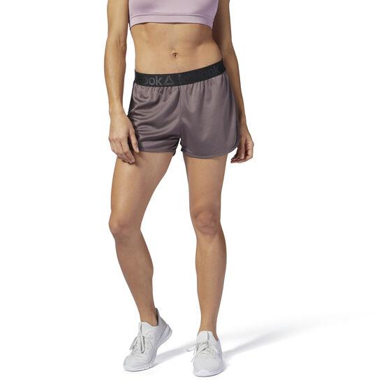 Reebok - Workout Ready Shorts Almost Grey D95510