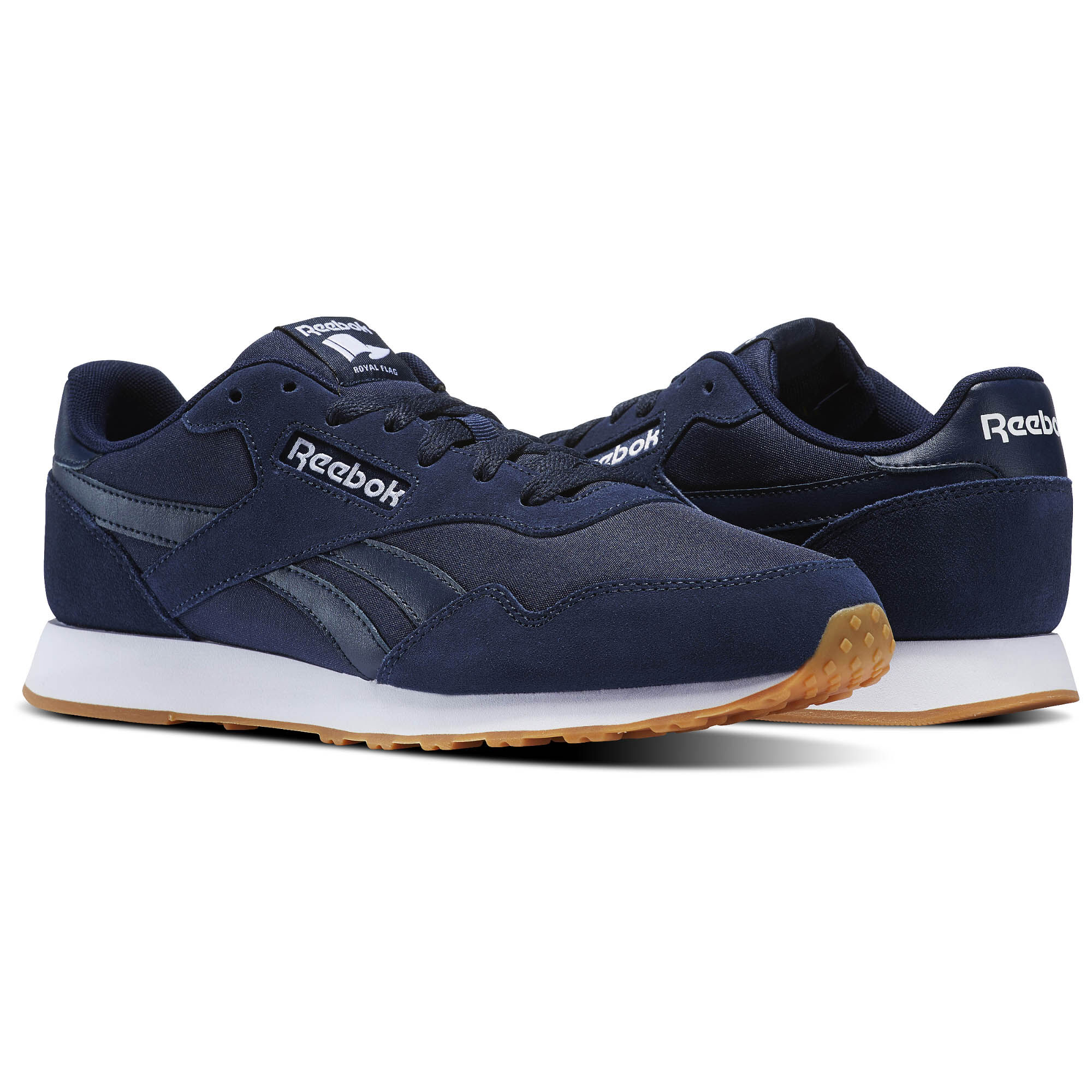 Reebok - Reebok Royal Ultra Collegiate Navy/White/Gum BS7972. Read all 36  reviews. Men Classics
