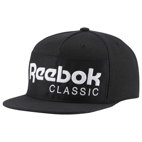 Reebok - Classics Foundation Hat Black/White CV5723