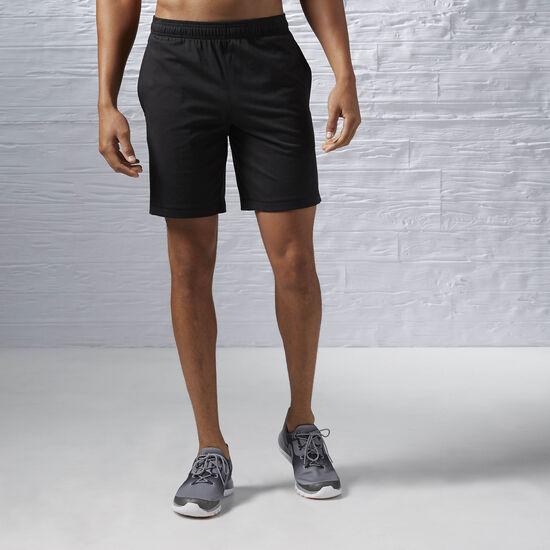 Reebok - Jersey Short Black AJ3096
