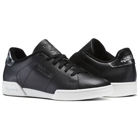 Reebok - NPC II FBT Black/Chalk/Metallic Silver BS7776