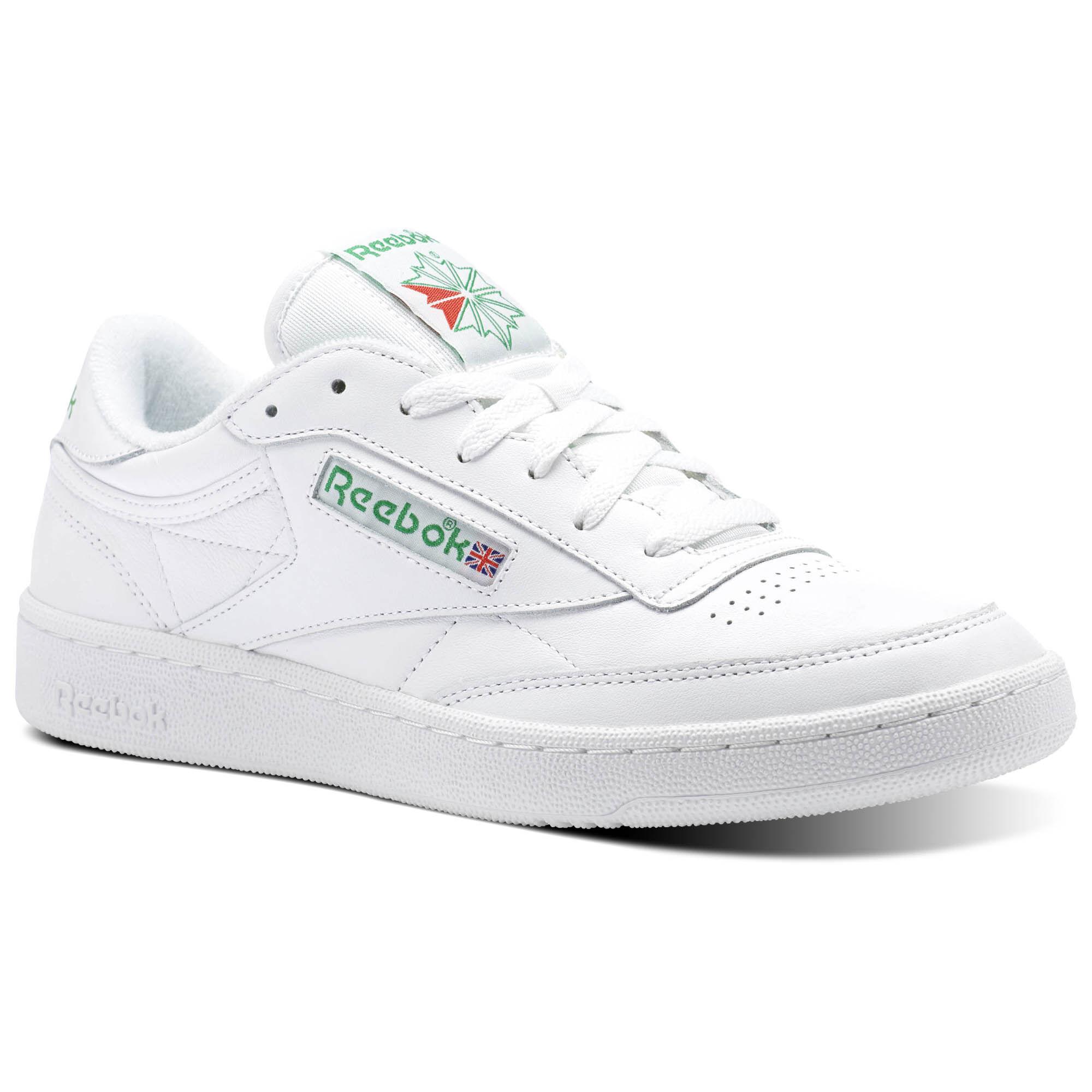 Reebok Chaussures De Sport D'archives Club De C85 7pe6POmh45