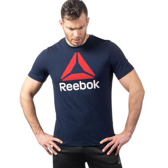 Reebok - QQR- Reebok Stacked Faux Indigo CW5371