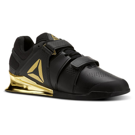 Reebok - Reebok Legacy Lifter Black/Gold BS5980