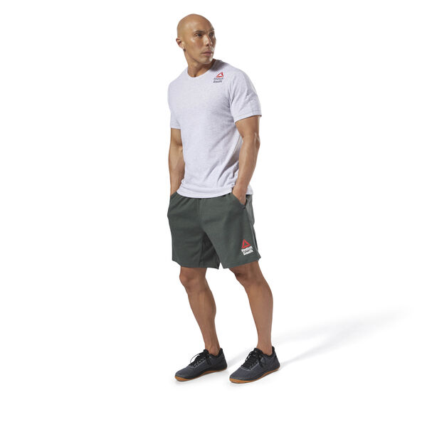 Reebok CrossFit Move Tee - Games Grey CY6129