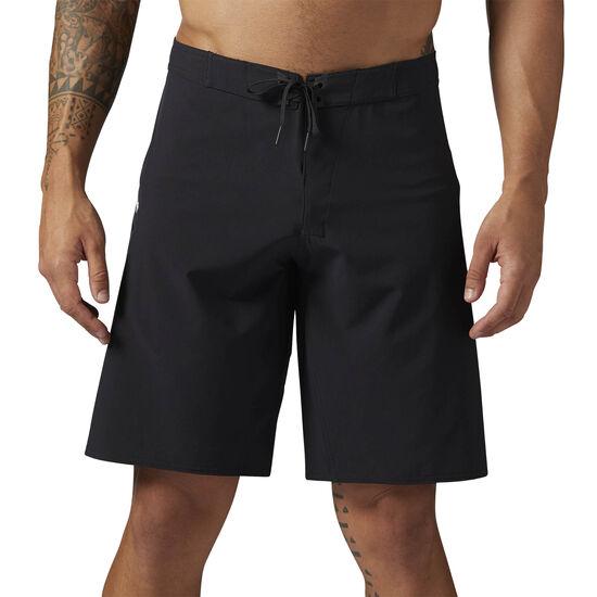 Reebok - Reebok CrossFit Super Nasty Board Shorts Black BS1513