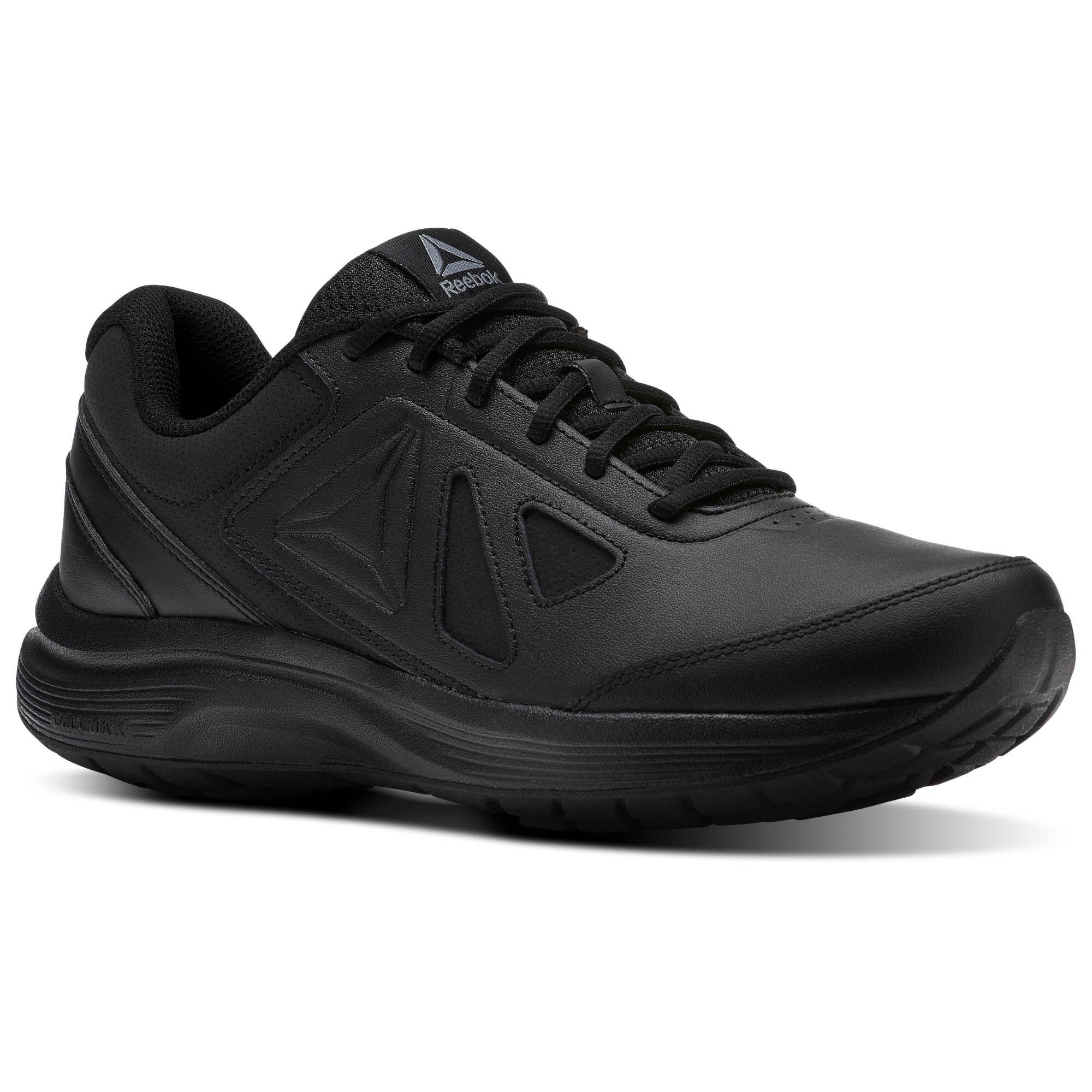 Reebok WALK ULTRA 6 DMX MAX RG - Walking trainers - black UBzM2dNrJl