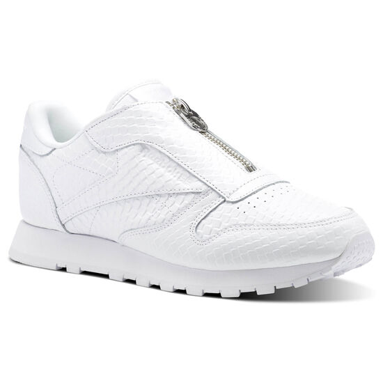 Reebok - Classic Leather Zip White CM9795