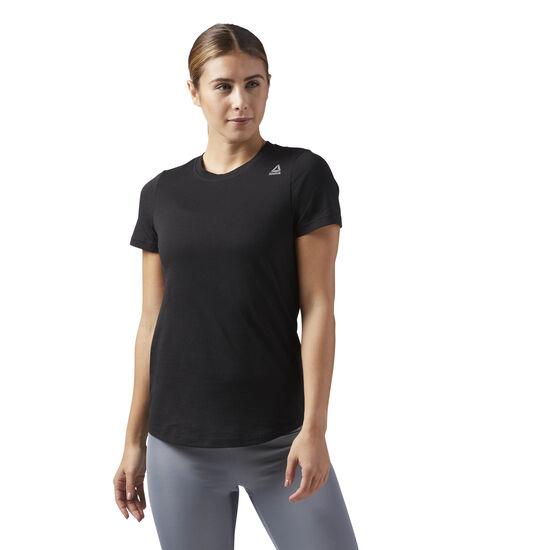 Reebok - Reebok Training Essentials T-Shirt Black CF8587