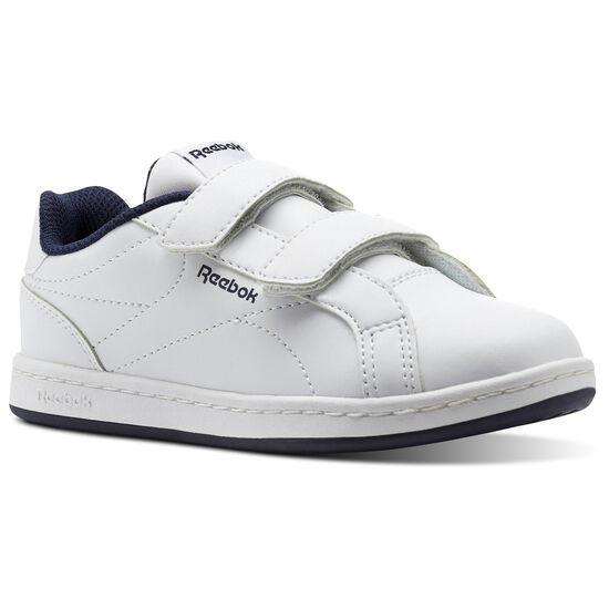 Reebok - Reebok ROYAL COMP CLN 2V White/Collegiate Navy CN1703