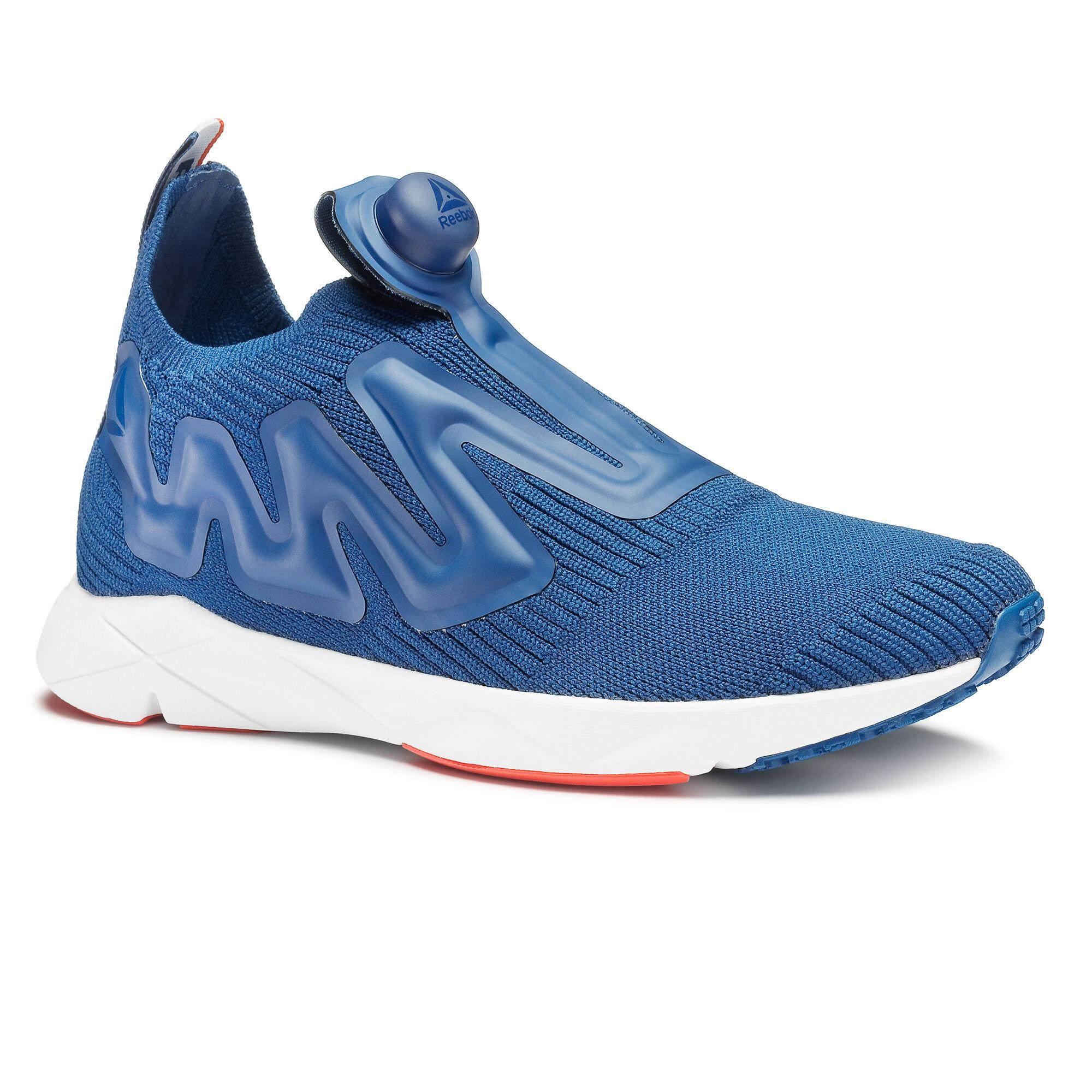 Reebok Lifestyle Shoes Pump Supreme Archive For Men White/Blue CN2709