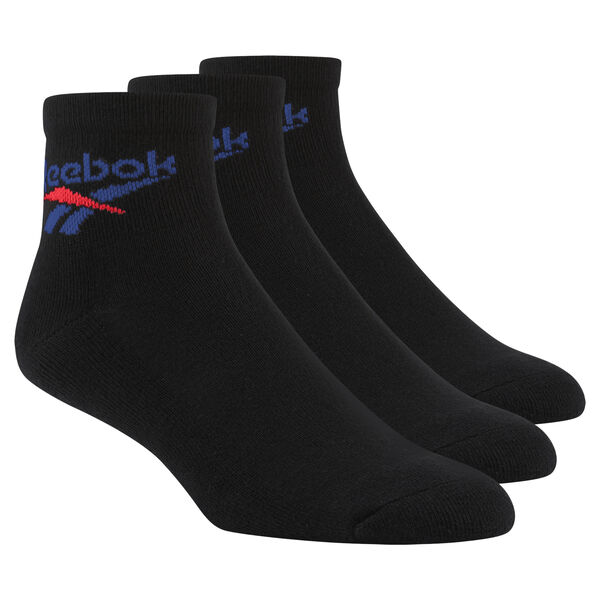 Classics Lost & Found sock Black CY7358