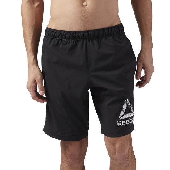 Reebok - Workout Shorts Black CE0113