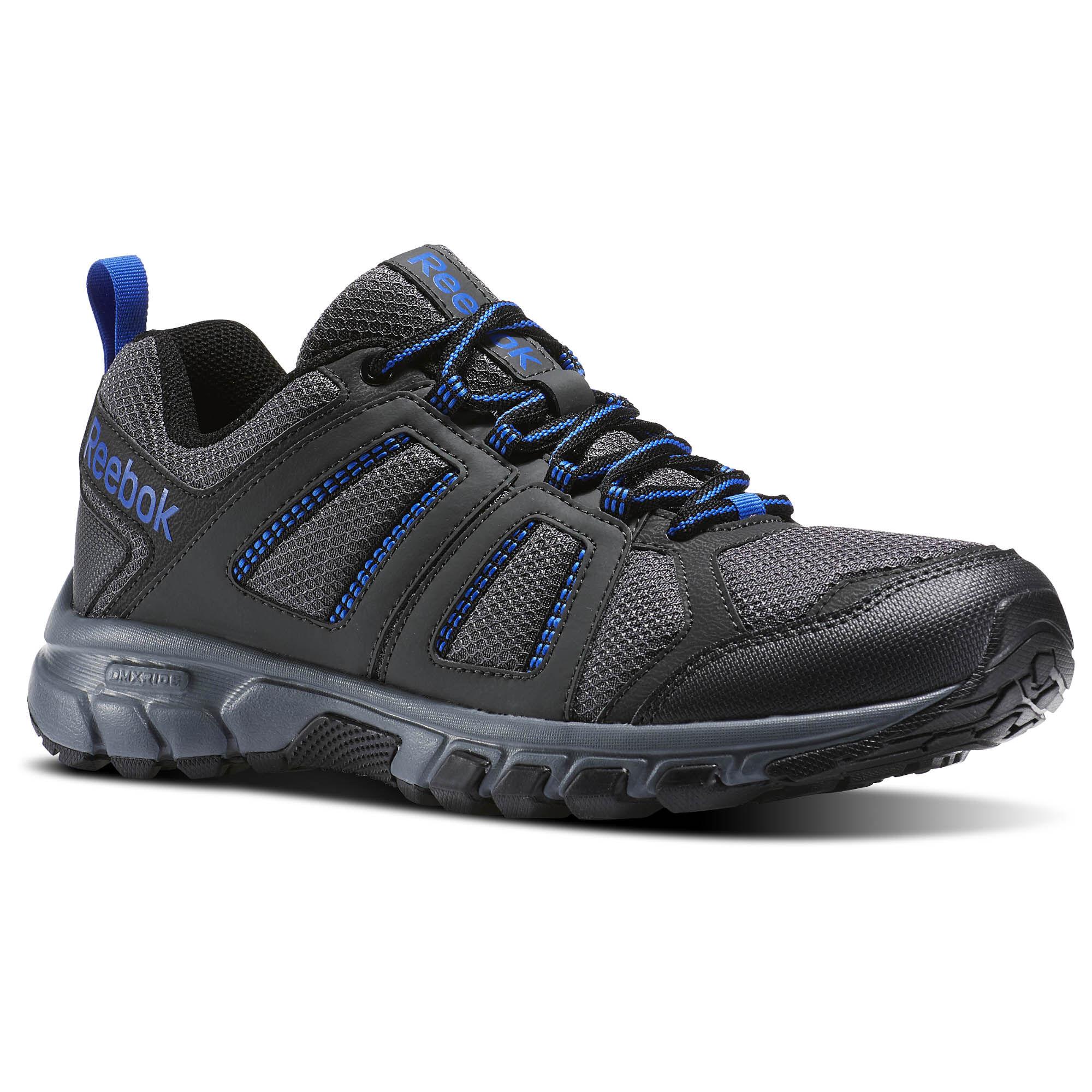 Reebok - DMX Ride Comfort RS 3.0 Ash Grey/Coal/Vital Blue/Alloy