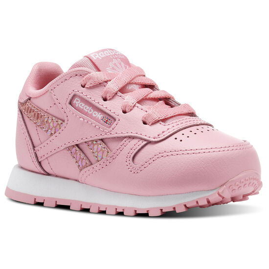Reebok - Classic Leather Spring Pink/White CN0320