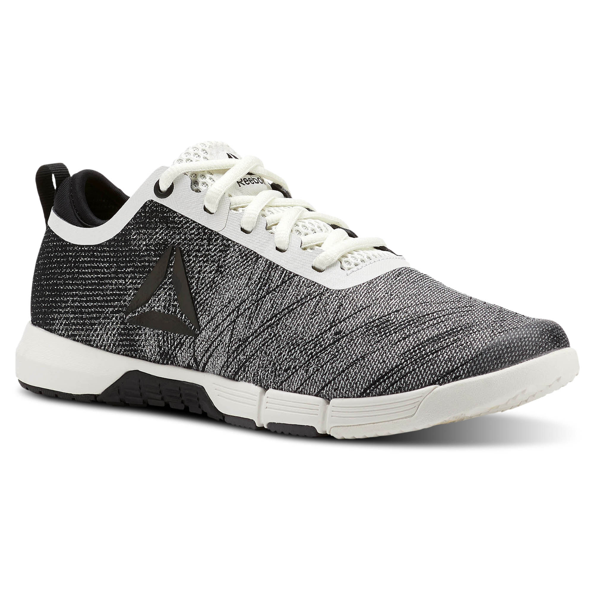 Reebok SPEED HER TR - Sports shoes - chalk/black/ash grey YeT9i9Vt