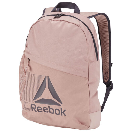 Reebok - On-the-Go Backpack With Storage Chalk Pink CF7606