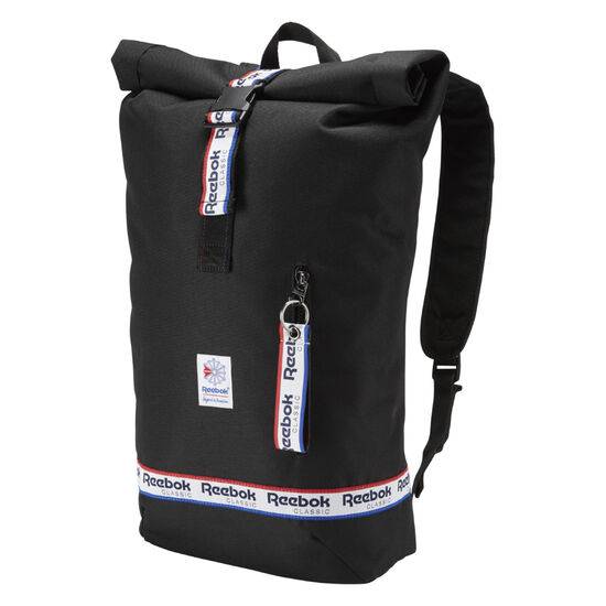 Reebok - Classics Graphic Taping Backpack Black DH3565
