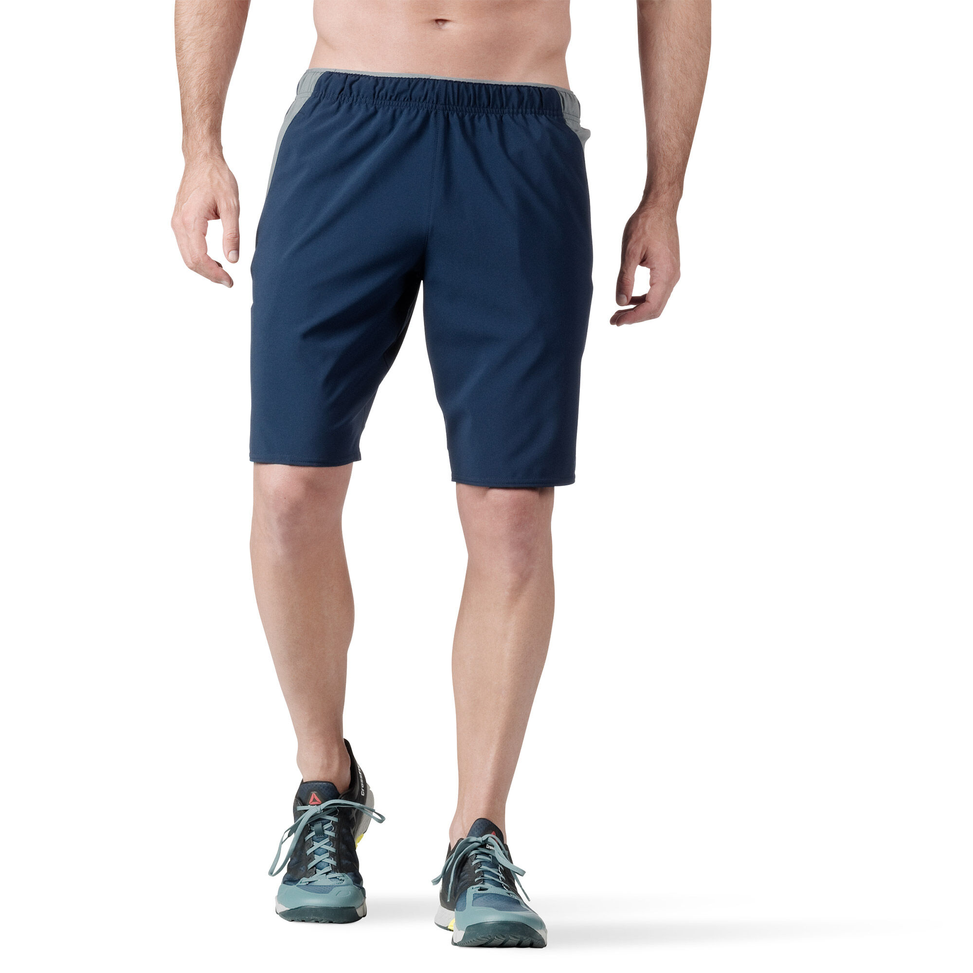 Reebok - Workout Ready Woven Short Collegiate Navy BK3038