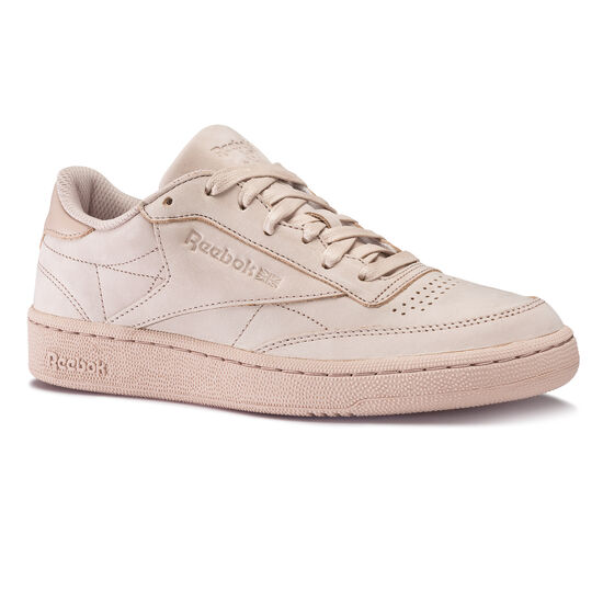 Reebok - Club C 85 Rock Solid Shell Pink/Gold Met BS7854