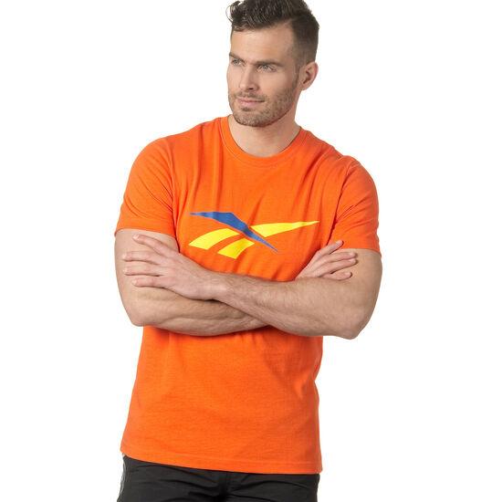 Reebok - LF 90S Print T-Shirt Bright Lava DN9810
