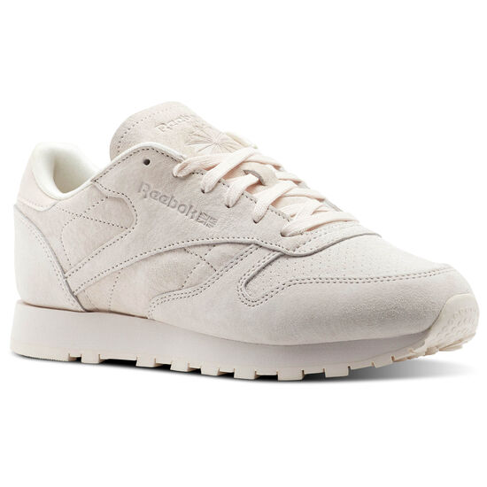 Reebok - Classic Leather NBK Pale Pink/Chalk Pink CM8766
