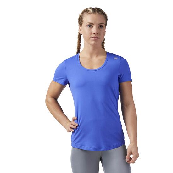 Reebok - Workout Ready Speedwick Tee Acid Blue CE1161