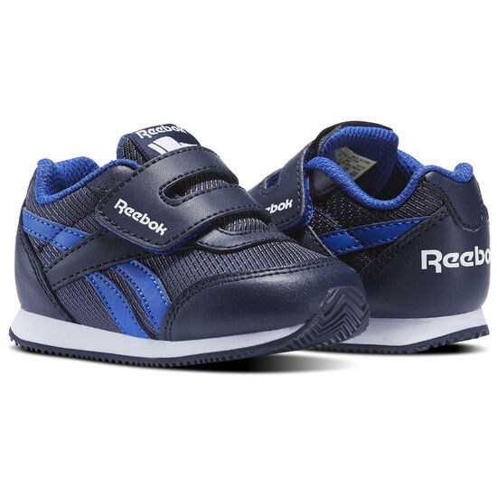 Reebok - Reebok Royal Classic Jogger Collegiate Navy/Vital Blue/White BS8724