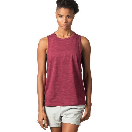Reebok - Reebok Training Essentials Muscle Tank Urban Maroon CD5909