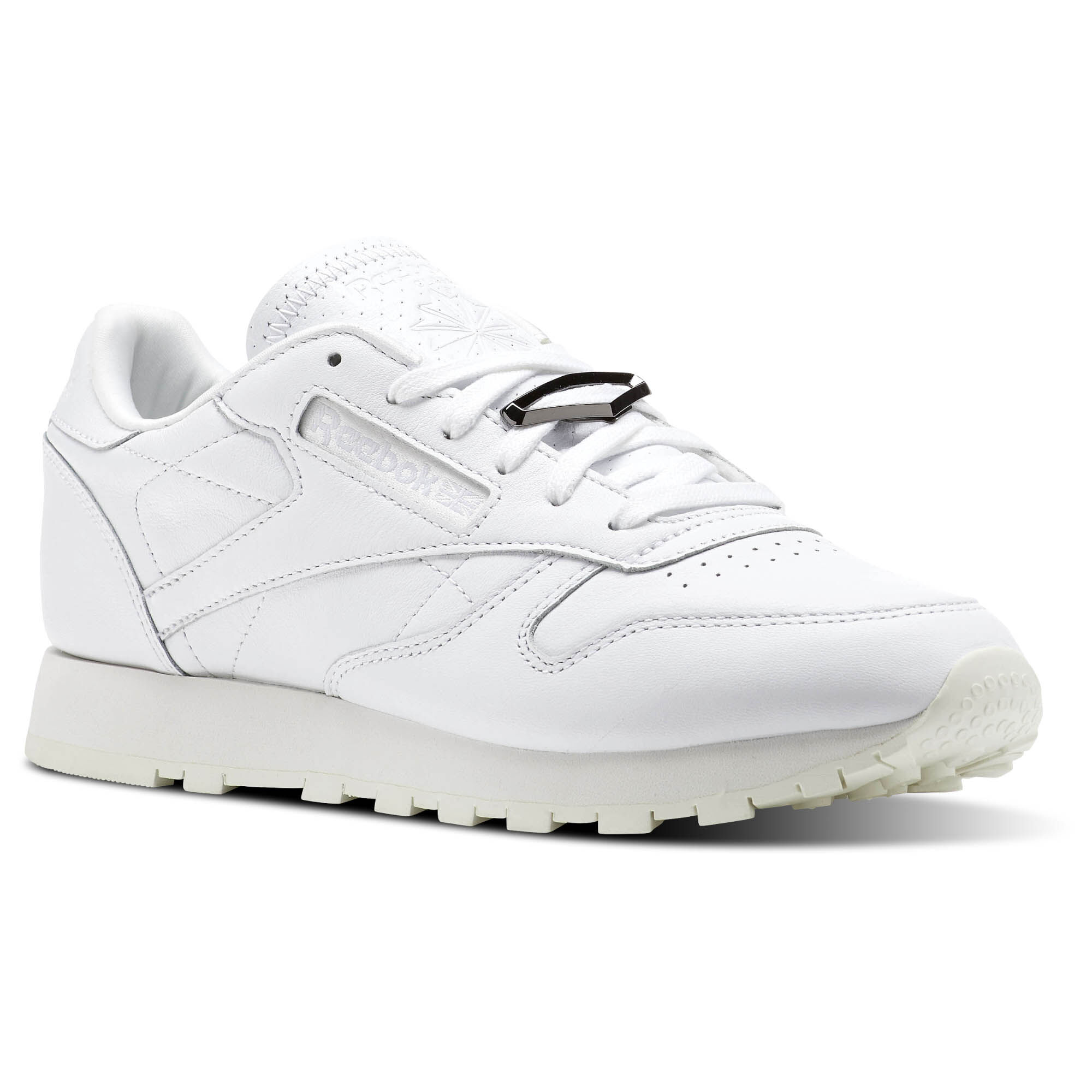 Reebok - Classic Leather Hardware White/Chalk BS9594