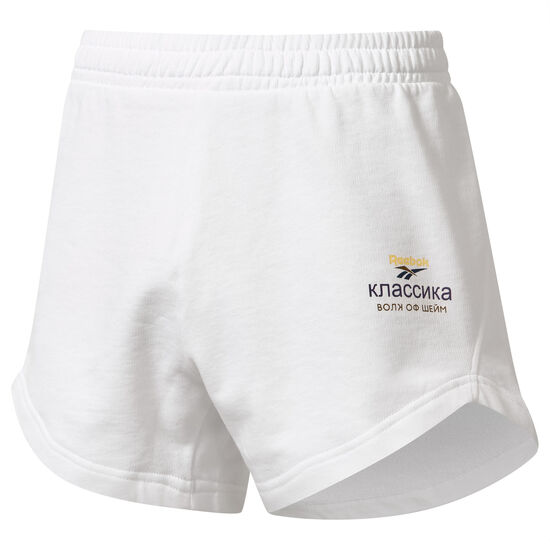Reebok - Reebok Classics x Walk of Shame Shorts White DP3558
