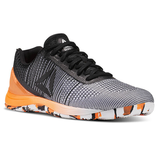 Reebok - Reebok CrossFit Nano 7 Weave Neon Grey/Neon-White/Black/Solar Orange CM9515