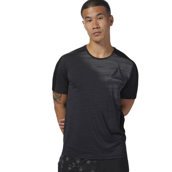 Reebok - AC Graphic Move Tee 2 Black DN6087