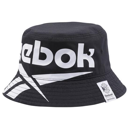 Reebok - Classics Vector Bucket Hat Black BJ9141