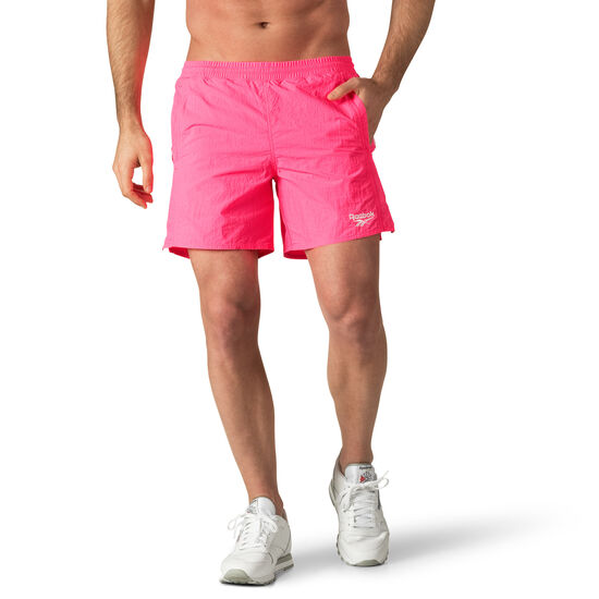 Reebok - Retro Woven Shorts Acid Pink DN9699