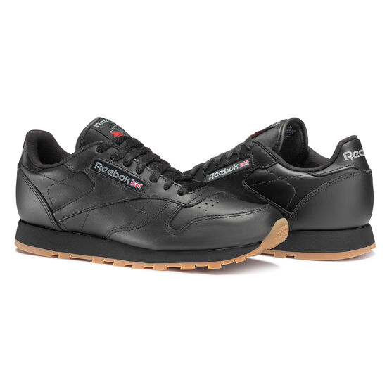 Reebok - Classic Leather Intense Black/Gum 49800