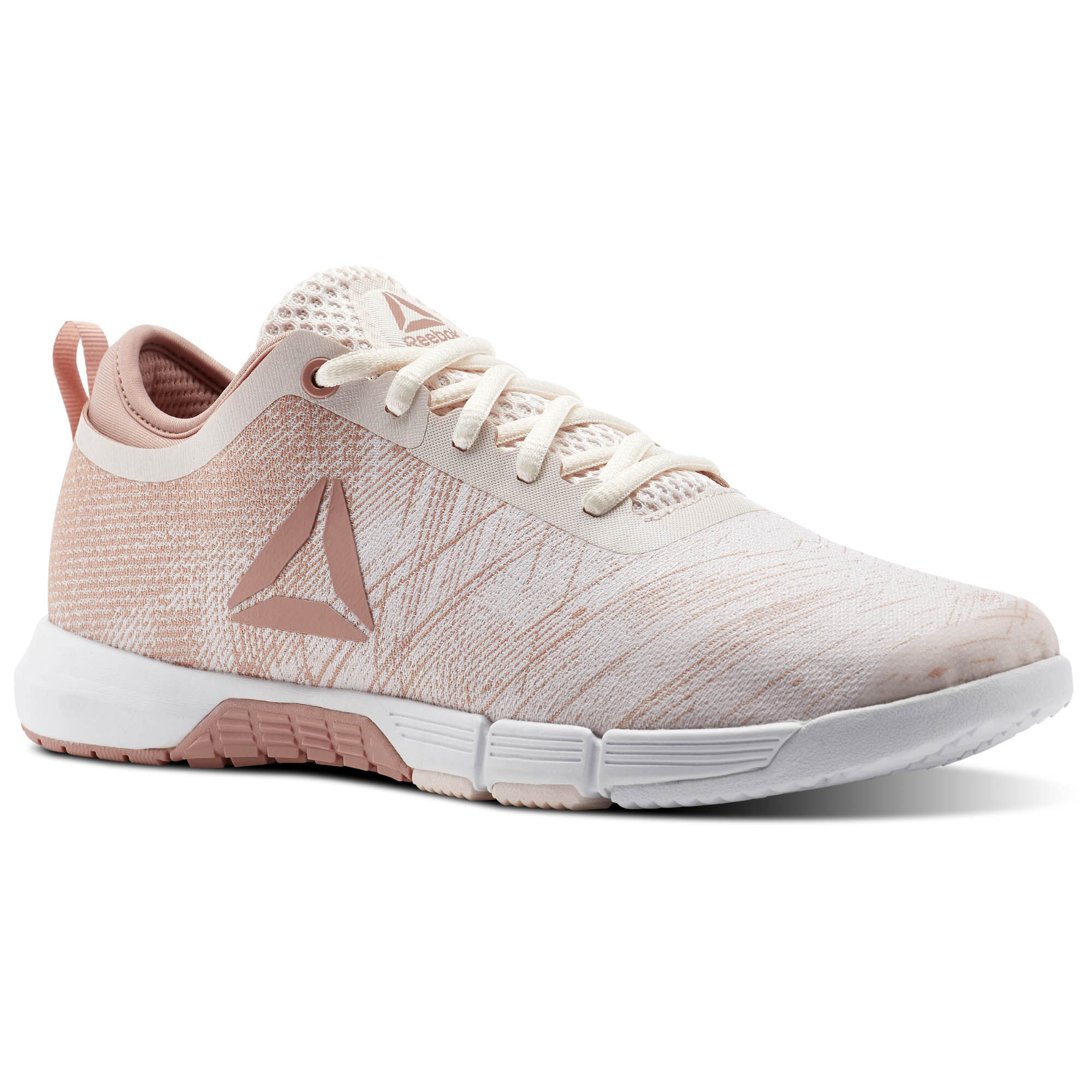Reebok Training Shoes Speed Her TR For Women White/Pink/Silver CN0993