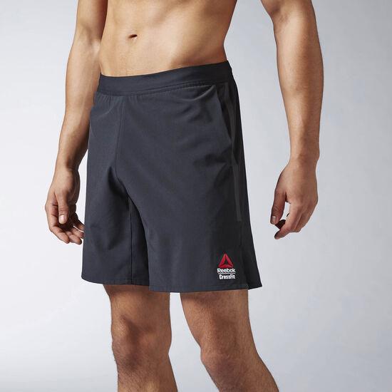 Reebok - Reebok CrossFit Super Nasty Speed II Board Short Black AZ1772