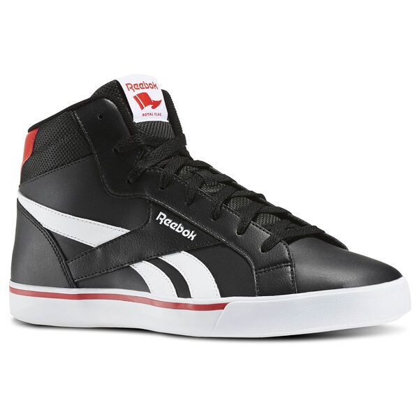 0163489164f056 Reebok Royal Complete 2ML Black AR2429