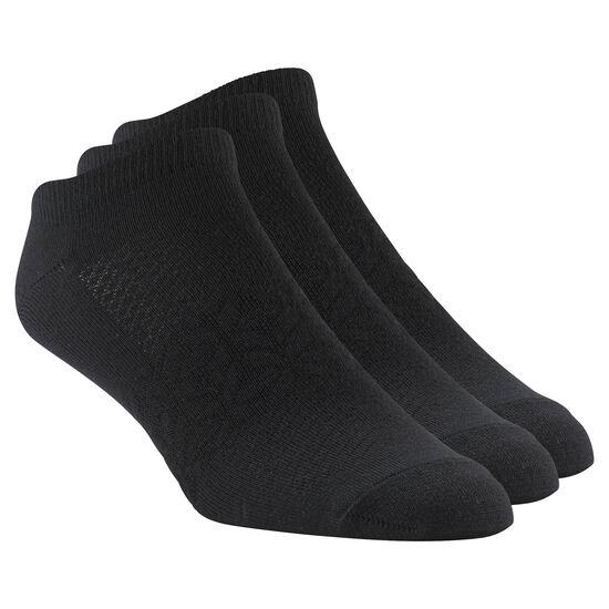 Reebok - Reebok CrossFit Men's Inside Thin Sock Black AY0498