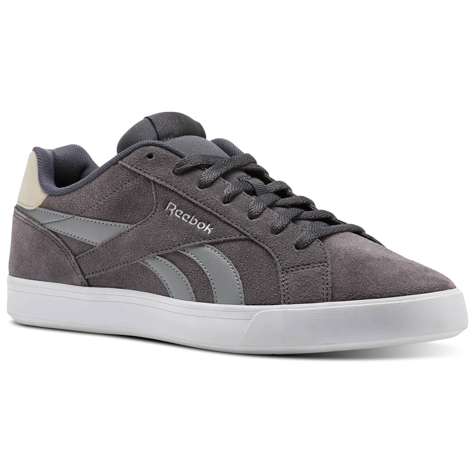 Mens Royal Complete 2ls Low-Top Sneakers, Blue Reebok