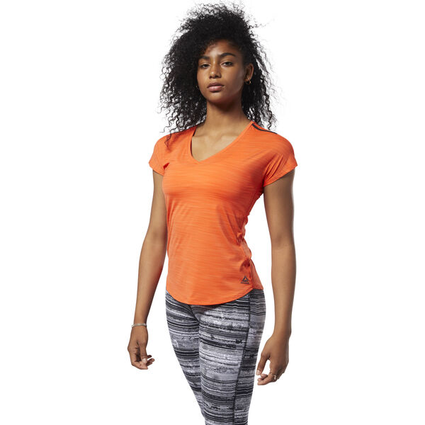 ACTIVCHILL T-Shirt Orange D94179