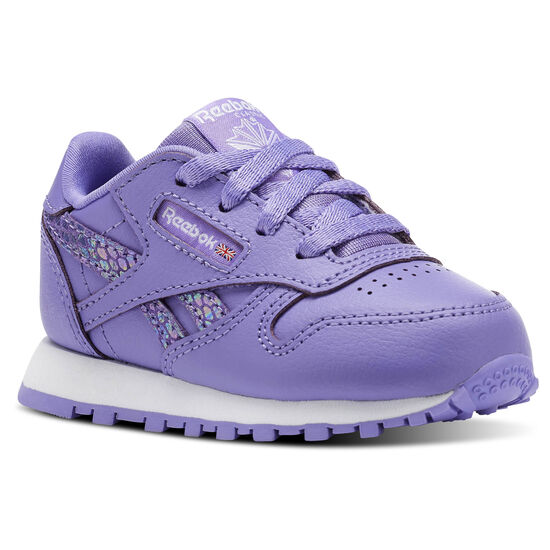 Reebok - Classic Leather Spring Lush Orchid/White CN0323