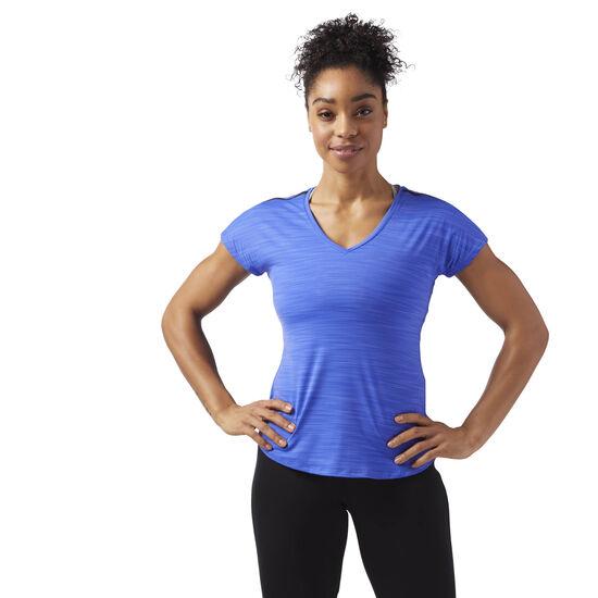 Reebok - ACTIVCHILL T-Shirt Acid Blue CF5947
